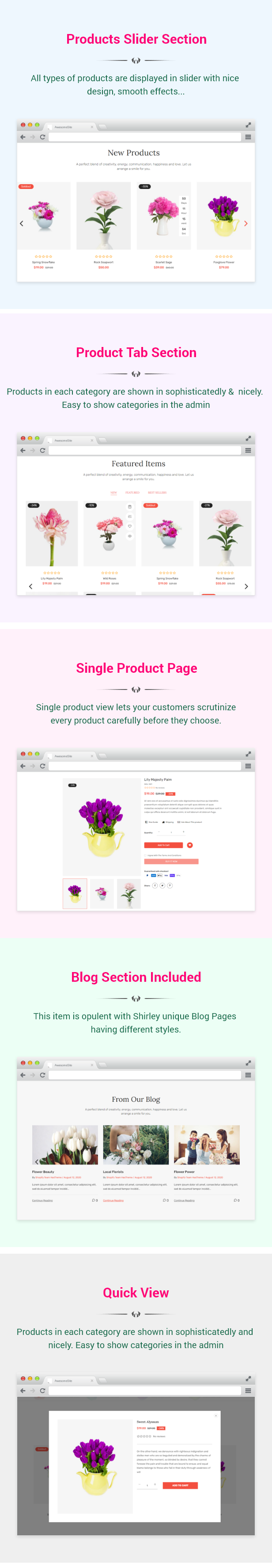 Kngu - Flower HTML Bootstrap 5 Template - 2